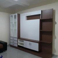 furniture bedrop tv meja tv lemari buku lemari hias gratis ongkir