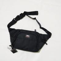 Waist Bag No Fear Changes Black ORIGINAL
