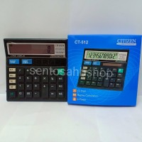 kalkulator citizen CT 512