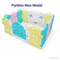 Parklon Fence 10+2 New Series Pagar Anak Bayi Like Cobyhaus Fences