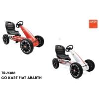 Mobil Mainan Go Kart Fiat Abarth JUNIOR (TR-9388)