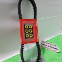 Van Belt V-Belt V Belt Set + Roller Vario 125 Fi Techno Original Honda