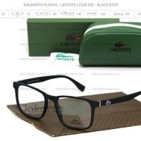 Kacamata Plastik - Lacoste L2236 035 - Gray Doff / Premium Quality