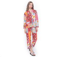 MOSIRU Piyama Wanita Setelan Baju Tidur Pajamas Termurah PP 103C