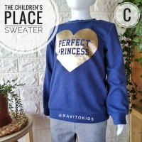 (4T) Sweater Anak Perempuan Branded Original The Children's Place 4T