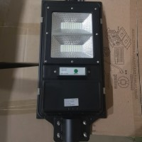 Lampu jalan PJU solar cell panel surya led 40w 40watt 40 watt
