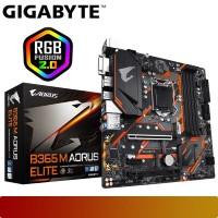 Motherboard GIGABYTE - B365M AORUS ELITE Coffeelake-S 1151 Micro ATX