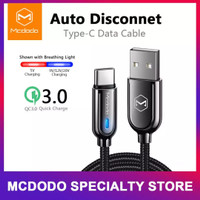 Kabel Charge MC Dodo Type C Auto Disconnect Gen 2