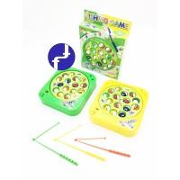 Mainan Anak Fishing Game Pancingan Edukasi Pancing Kolam Jadul 8249