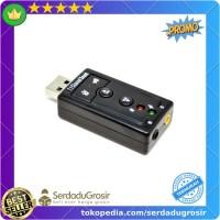 Taffware USB 7.1 Channel Sound Card Adapter BM700 BM800