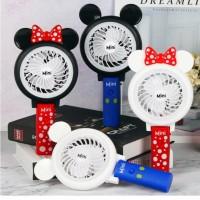Kipas Angin Portable / Mini Hand Fan / Kipas Genggam / Kipas Lipat M2