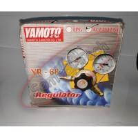 Regulator Acetylene YAMOTO YR 68