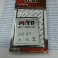 Baterai Mito A500▪BA-00063▪Double Power▪Batrai