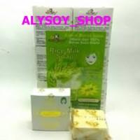 Sabun Beras Susu Thailand / Saber / K-Brothers Rice Milk Soap - BPOM