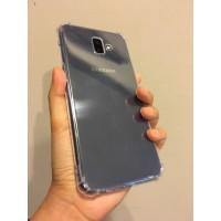 Soft Case Anti crack Samsung Galaxy J6 Plus 2018 Back Cover Casing