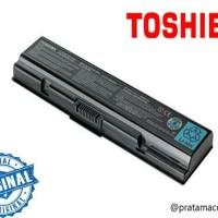 Baterai Laptop Toshiba Satellite A200 A205 L200 M200 PA3534U Original