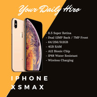 Iphone XS MAX 256gb DUAL SIM