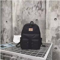 Backpack tas ransel sekolah trendy