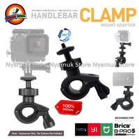 Sykkelfeste til GoPro V2 Clamp Bike Mount Tripod Adapter Sepeda