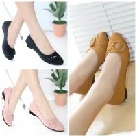 Sepatu Flat Wanita Flats Mulan BYU01