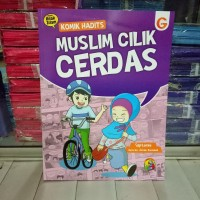 Komik anak islam - Komik Hadits Muslim Cilik Cerdas Buku cerita anak