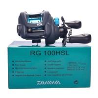 Reel Baitcasting DAIWA RG 100HSL Handel Kiri