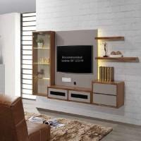 furniture bedrop tv / backdrop tv / meja tv