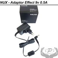 Adaptor Efek Gitar Nux 9V 0.5A Adapter Effect Power Supply ACD-006A