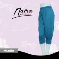 Aladin Jumbo PENDEK murah wanita celana muslim wanita celana panjang w
