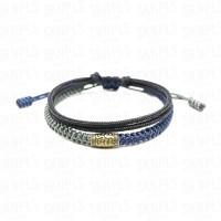Tibetan Lucky Paracord Bracelet / Gelang Simple - High Quality - #02