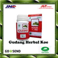 KOLESHIU   KOLES HIU   Obat Herbal Kolesterol