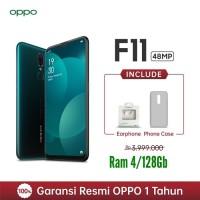 OPPO F11 RAM 4/128GB GARANSI RESMI OPPO
