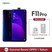OPPO F11 PRO RAM 6/64GB GARANSI RESMI OPPO