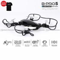 BRICA B-PRO 5 SE Sky Explorer Drone + Black T-shirt
