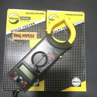 Tang Ampere / Clamp Meter / Multi Tester Digital 1000 A PROHEX HASSTON