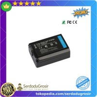 Promo Baterai Kamera NP-FW50 for Sony Alpha a6500 a6300 a6000 a5000
