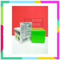 Rubik Mirror Qiyi Green Rubik Murah
