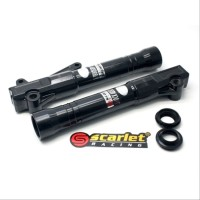 TABUNG SHOCK DEPAN REVO-110 BLACK BOTTOM SCT-1121 abc 27093
