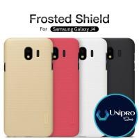 Hard Case Nillkin Super Frosted Shield Samsung Galaxy J4 2018 Original
