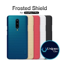 Hard Case Nillkin Super Frosted Shield Oneplus 7 Pro Original Casing