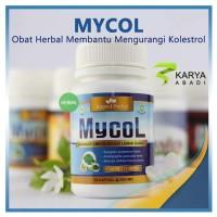 MYCOL Obat Herbal Menyembuhkan & Menurunkan Kolesterol Tinggi
