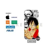 case xiaomi redmi 5 plus note 3 pro 4 4x 5a 7 Luffy one piece Comic