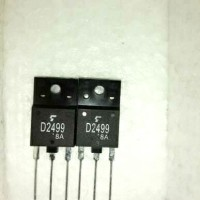 D2499 D 2499 Ori / Original / Asli Transistor Horizontal