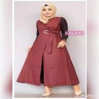 Jaket Cardigan muslim outer premium quality