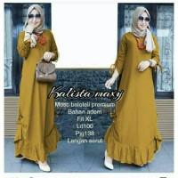 Baju Tunik wanita Muslim Kalisa Maxy