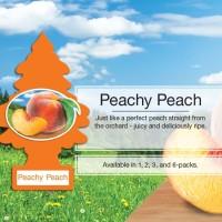 parfum mobil little trees peachy peach