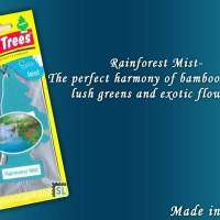 parfum mobil little trees rainforest mist