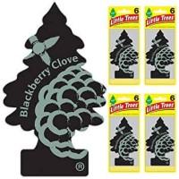 parfum mobil little trees blackberry cloves