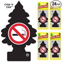 pewangi mobil little trees no smoking
