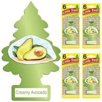 parfum mobil little trees creamy avocado